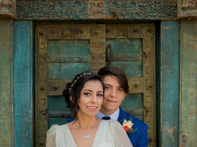La boda de Mauricio y Perla en Iztapalapa, Ciudad de México 10