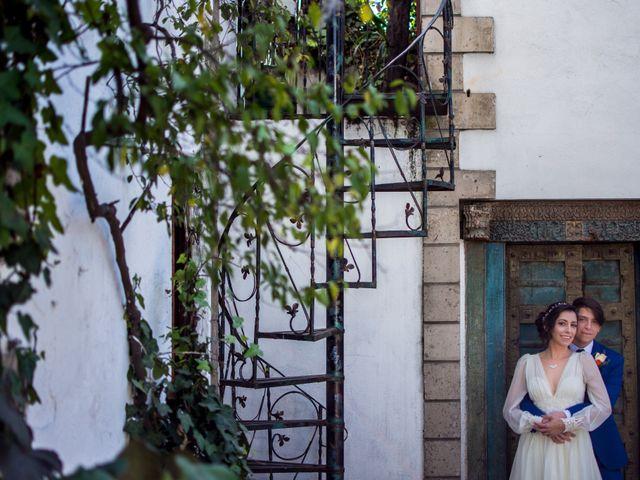 La boda de Mauricio y Perla en Iztapalapa, Ciudad de México 12