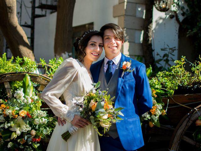 La boda de Perla y Mauricio