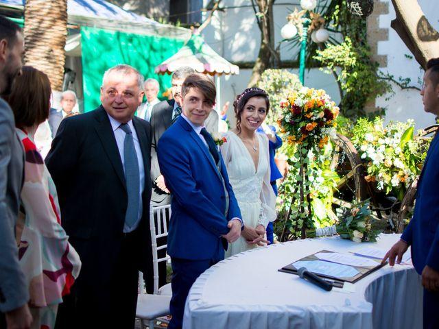 La boda de Mauricio y Perla en Iztapalapa, Ciudad de México 30