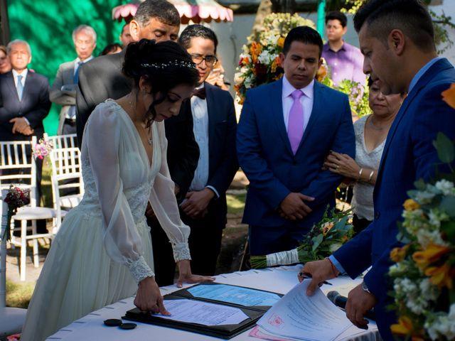 La boda de Mauricio y Perla en Iztapalapa, Ciudad de México 32