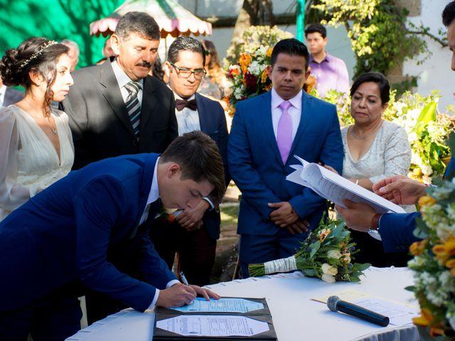 La boda de Mauricio y Perla en Iztapalapa, Ciudad de México 33