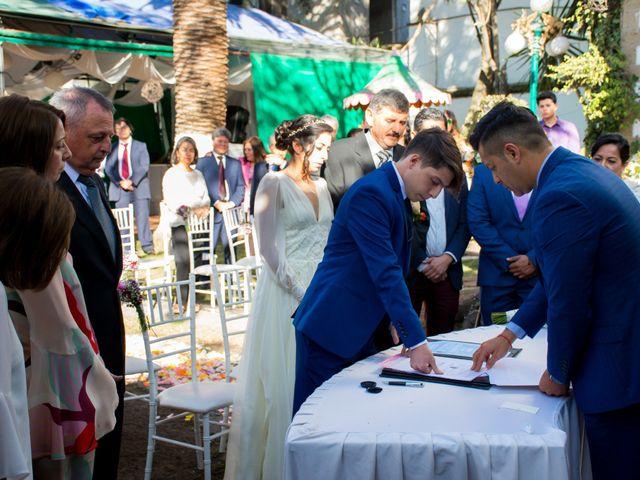 La boda de Mauricio y Perla en Iztapalapa, Ciudad de México 34
