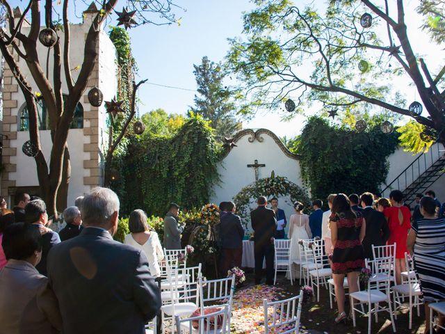 La boda de Mauricio y Perla en Iztapalapa, Ciudad de México 35