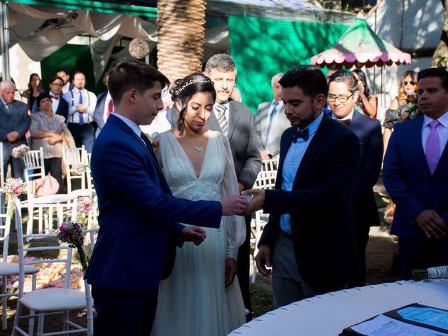 La boda de Mauricio y Perla en Iztapalapa, Ciudad de México 36