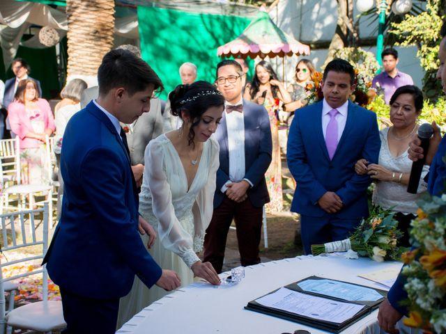 La boda de Mauricio y Perla en Iztapalapa, Ciudad de México 38