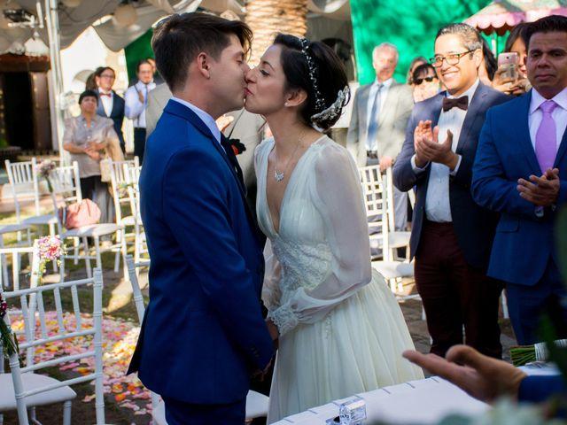 La boda de Mauricio y Perla en Iztapalapa, Ciudad de México 42