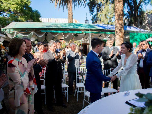 La boda de Mauricio y Perla en Iztapalapa, Ciudad de México 43