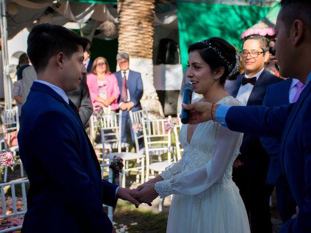 La boda de Mauricio y Perla en Iztapalapa, Ciudad de México 44