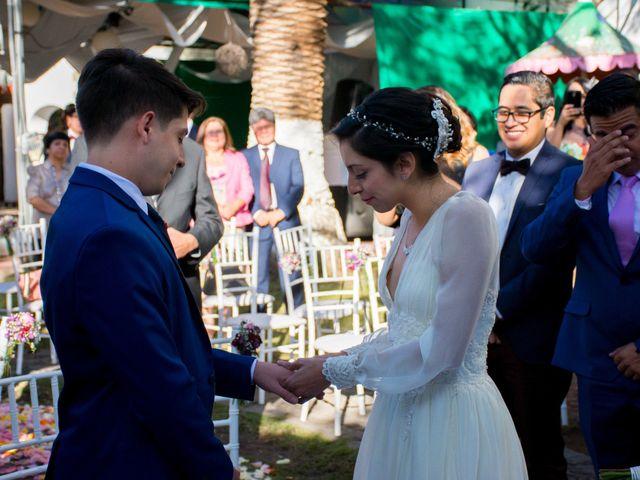 La boda de Mauricio y Perla en Iztapalapa, Ciudad de México 45