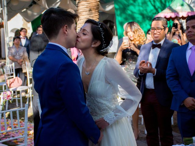 La boda de Mauricio y Perla en Iztapalapa, Ciudad de México 46