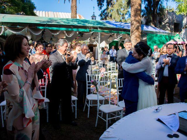 La boda de Mauricio y Perla en Iztapalapa, Ciudad de México 47