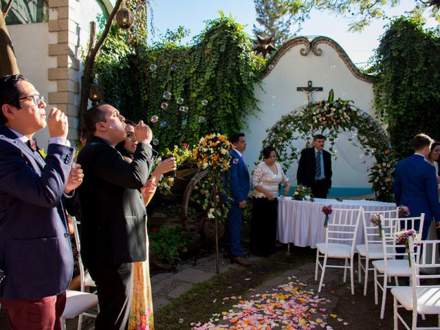 La boda de Mauricio y Perla en Iztapalapa, Ciudad de México 52