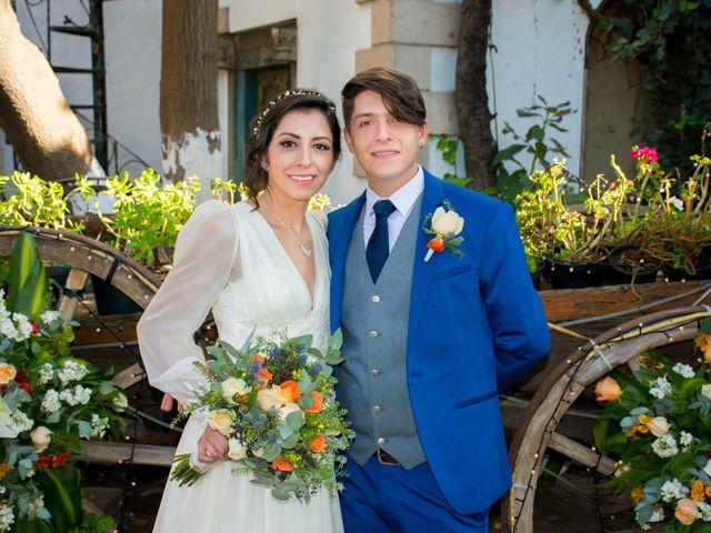 La boda de Mauricio y Perla en Iztapalapa, Ciudad de México 55