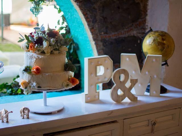 La boda de Mauricio y Perla en Iztapalapa, Ciudad de México 56