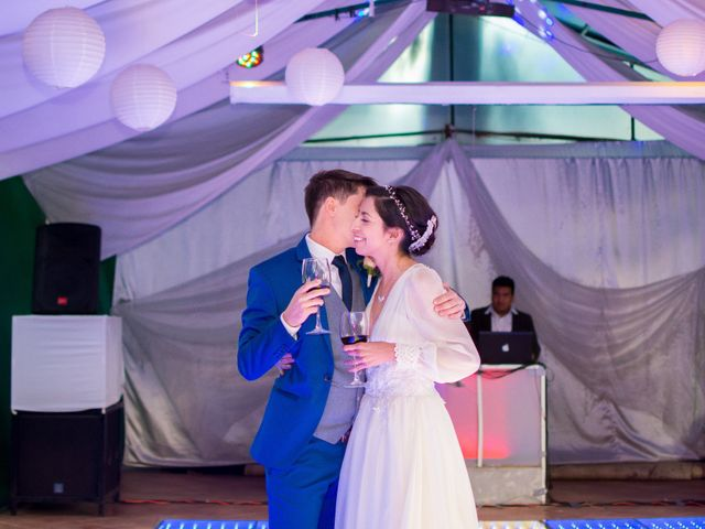La boda de Mauricio y Perla en Iztapalapa, Ciudad de México 61