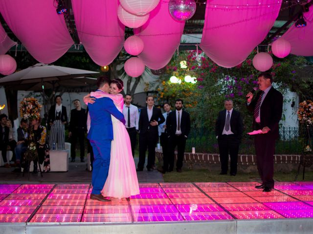 La boda de Mauricio y Perla en Iztapalapa, Ciudad de México 67