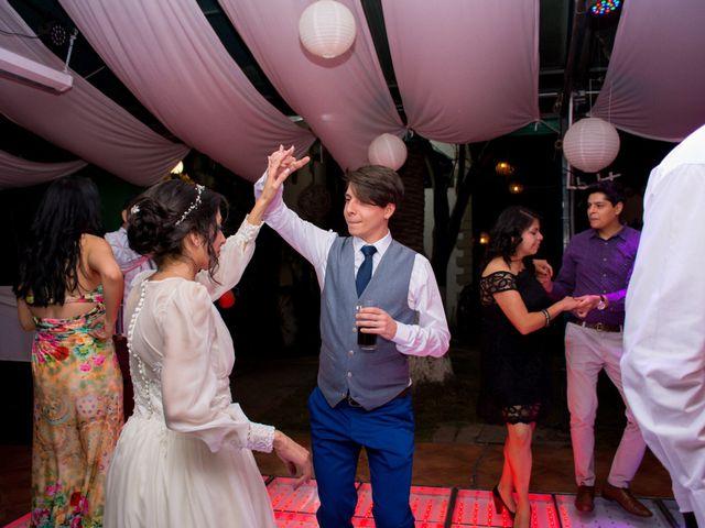 La boda de Mauricio y Perla en Iztapalapa, Ciudad de México 76