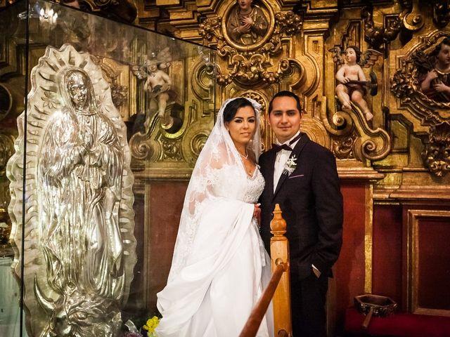 La boda de Nayeli y Mario