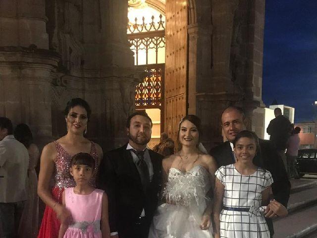 La boda de Esteban y Liliana en Aguascalientes, Aguascalientes 3