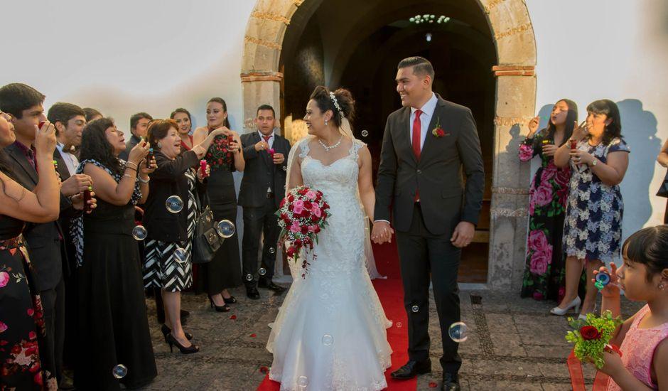 La boda de Adriana y Eduardo en Tula de Allende, Hidalgo