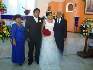 La boda de Mauricio y María Del Carmen 2
