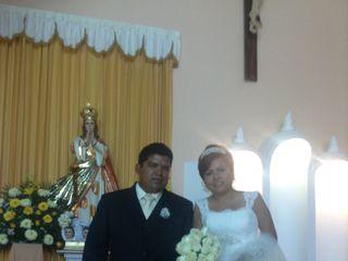 La boda de Mauricio y María Del Carmen
