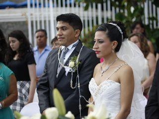 La boda de Rebeca y Pedro