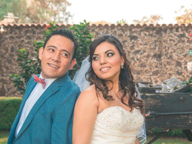 La boda de Bibiana y Alejandro