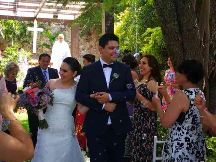 La boda de Fernanda y Arturo