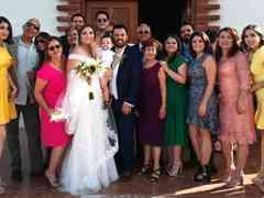 La boda de Valeria y Alan 2