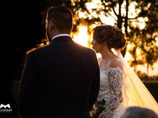 La boda de Deha  y Óscar