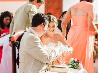 La boda de Marbel  y Jhonny 1