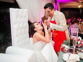 La boda de Marbel  y Jhonny 2