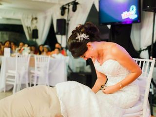 La boda de Marbel  y Jhonny 3
