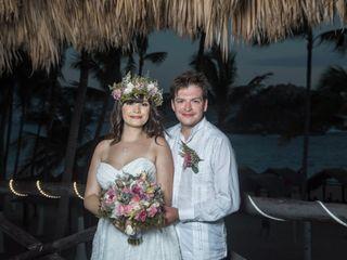 La boda de Sergio y Cecilia