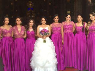 La boda de Jessica y Jesús  1