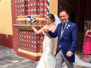 La boda de Pamela  y Pedro