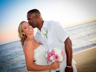 La boda de Carly y Adrew