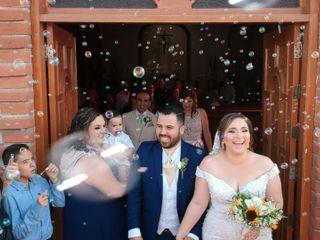 La boda de Valeria y Alan