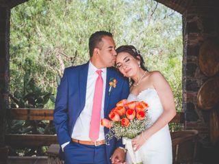La boda de Adriana y Eduardo