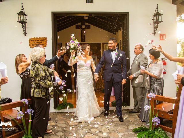 La boda de Óscar  y Deha  en Comala, Colima 1