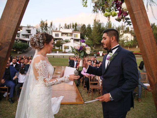 La boda de Óscar  y Deha  en Comala, Colima 6