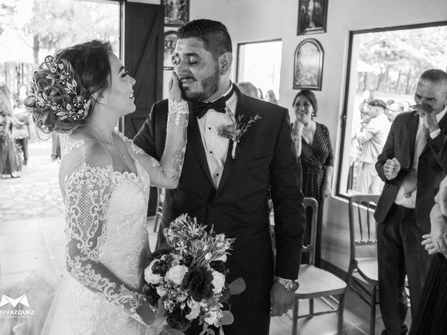 La boda de Óscar  y Deha  en Comala, Colima 10