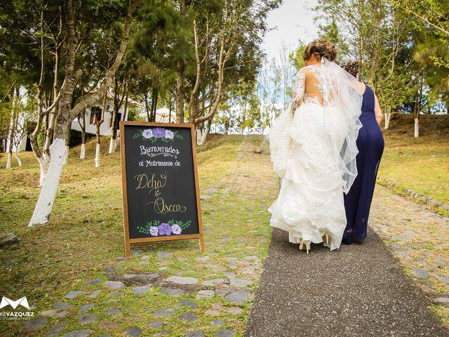 La boda de Óscar  y Deha  en Comala, Colima 12
