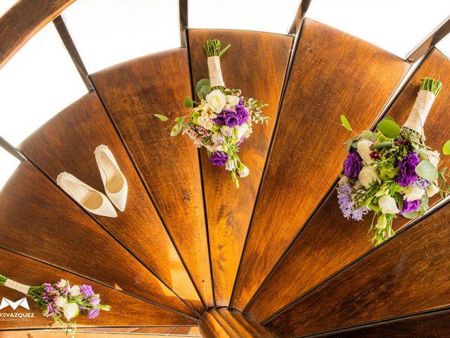 La boda de Óscar  y Deha  en Comala, Colima 14