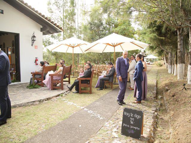 La boda de Óscar  y Deha  en Comala, Colima 15