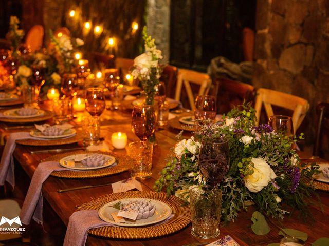 La boda de Óscar  y Deha  en Comala, Colima 2