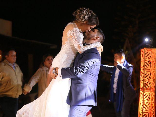 La boda de Óscar  y Deha  en Comala, Colima 27