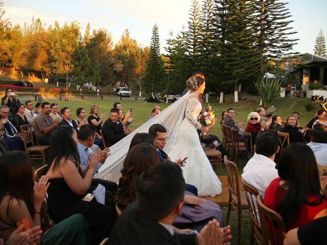 La boda de Óscar  y Deha  en Comala, Colima 29